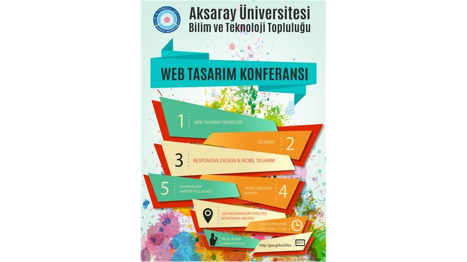 ASÜ - Web Tasarım Konferansı