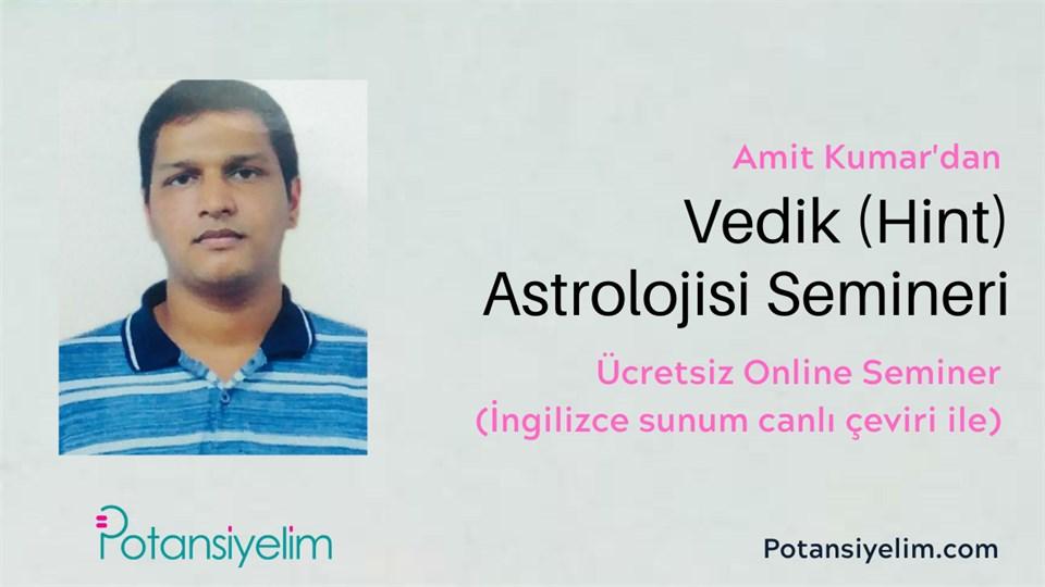Vedik (Hint) Astrolojisi