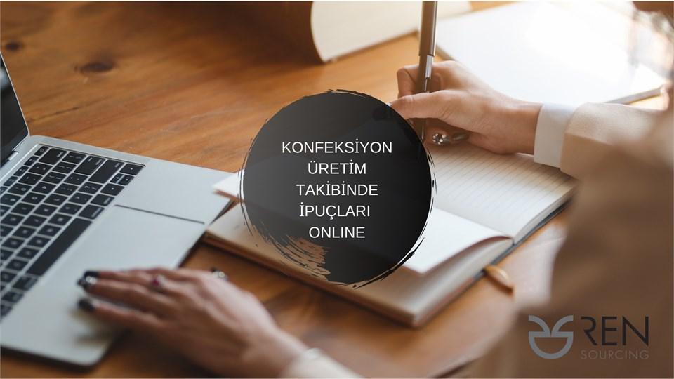 Konfeksiyon Üretim Takibinde İpuçları Online