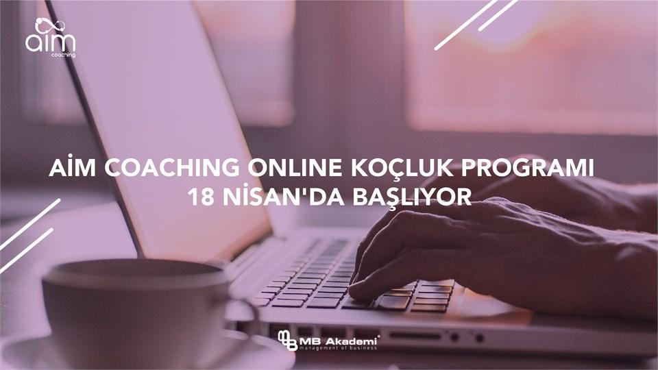 Aim Coaching Online Koçluk Programı