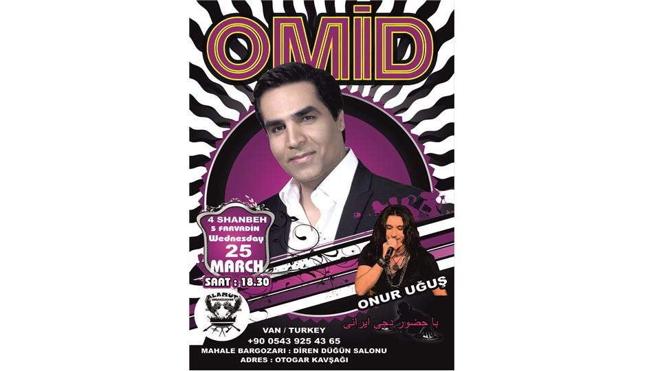 Omid Ve Onur UĞUŞ Konseri
