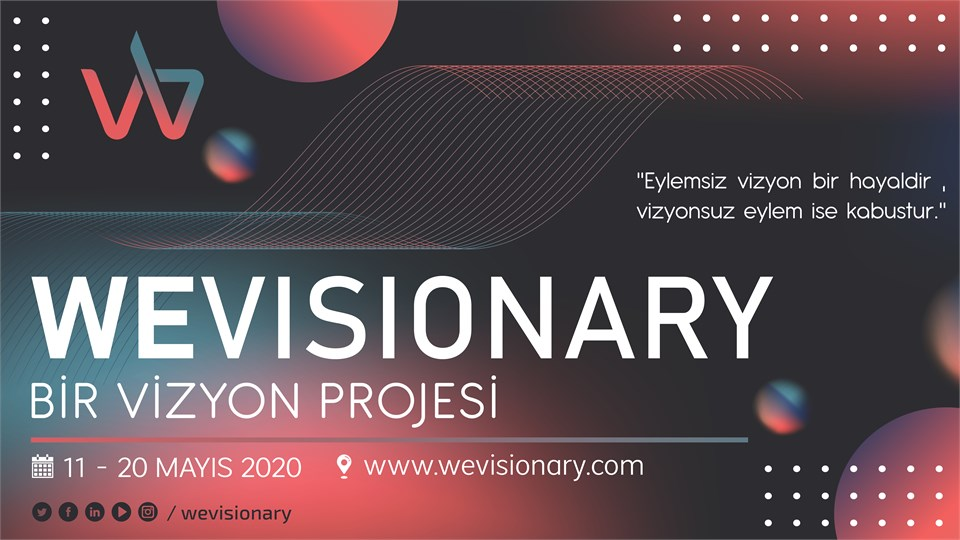 WEVisionary'20