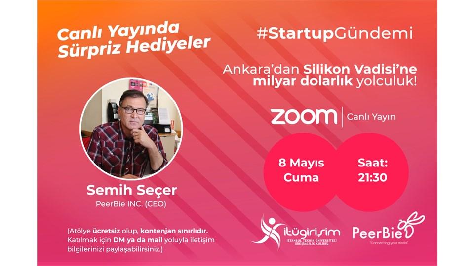 """Ankara'dan Silikon Vadisi'ne """"Milyar Dolarlık"""" yolculuk!"""
