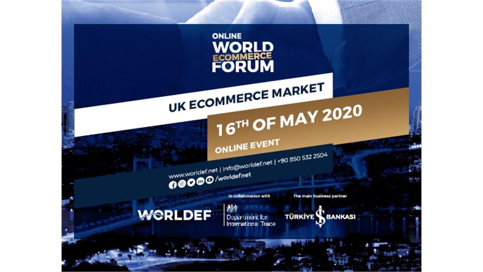 ONLINE WORLD E-COMMERCE FORUM