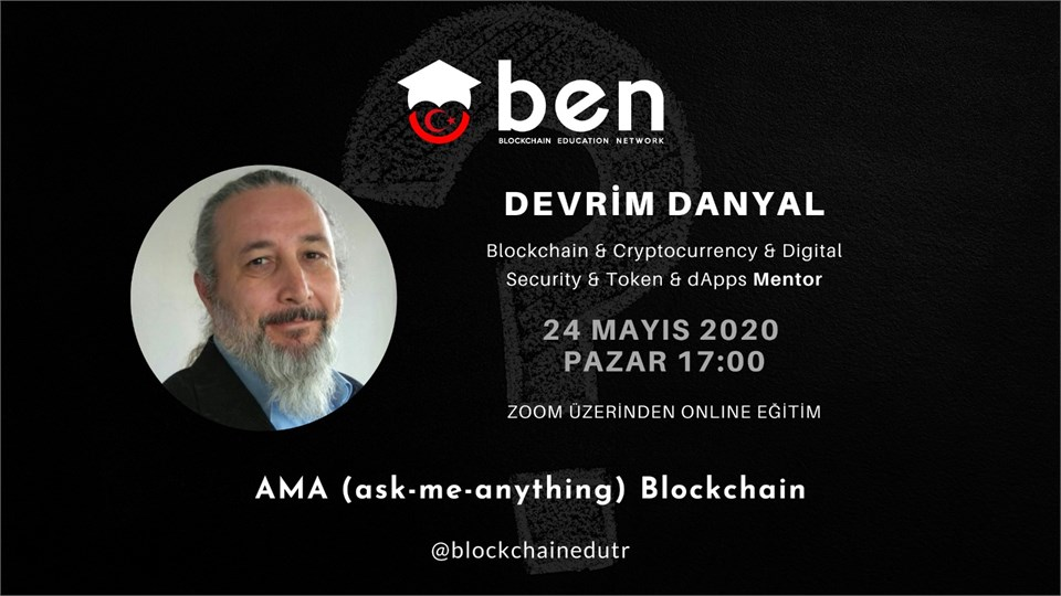 AMA (ask-me-anything) Blockchain