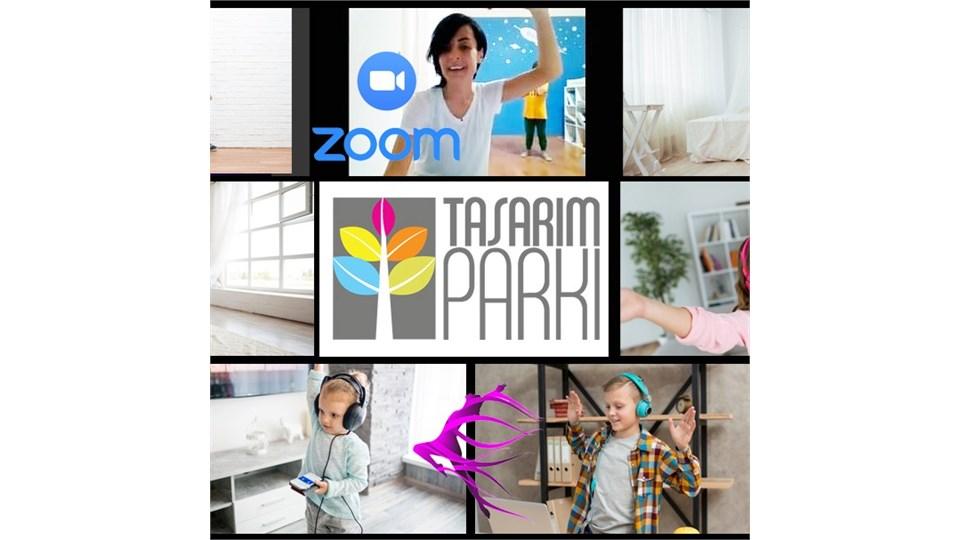 Çocuklar için Online Yaratıcı Dans
