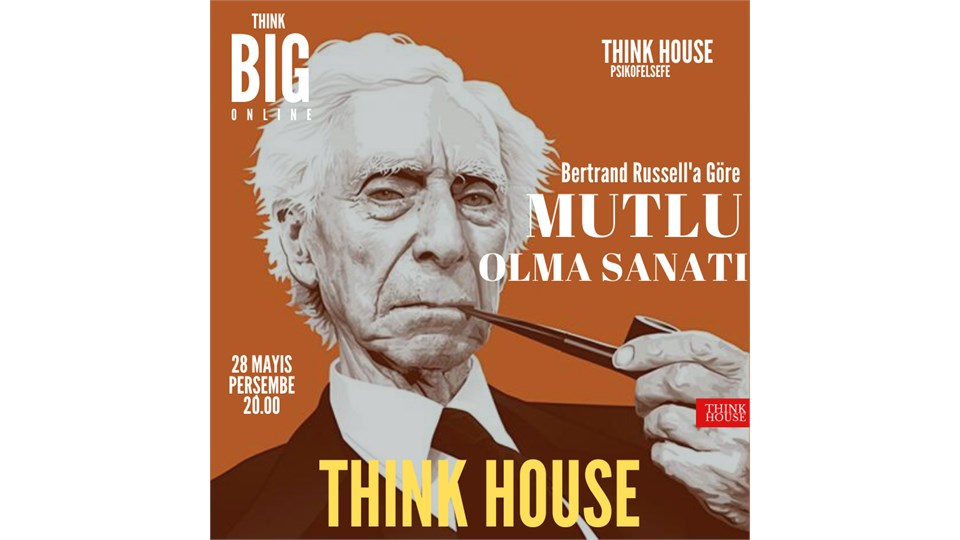 Bertrand Russell'a Göre MUTLU OLMA SANATI (Online)