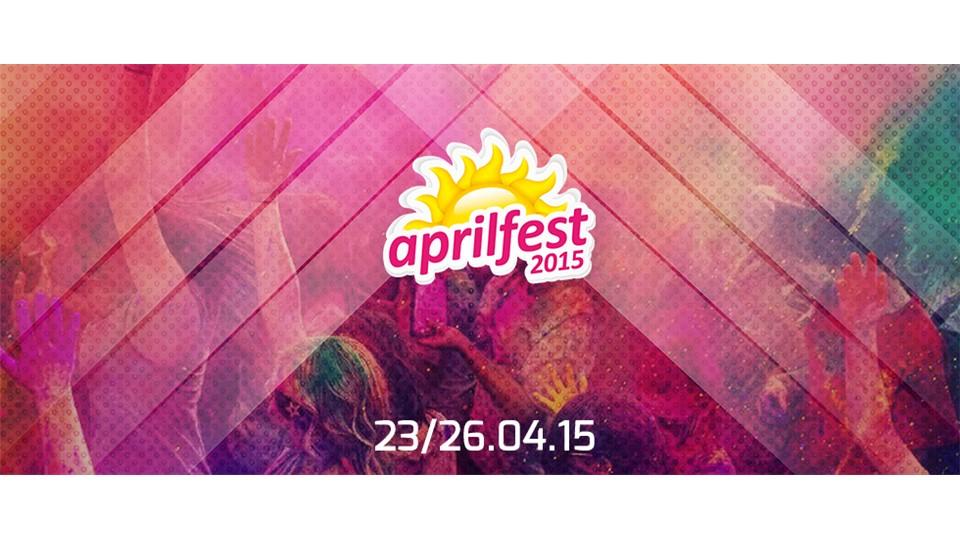 Aprilfest 2015