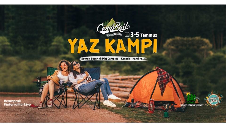 Interrail Türkiye Yaz Kampı | Kocaeli