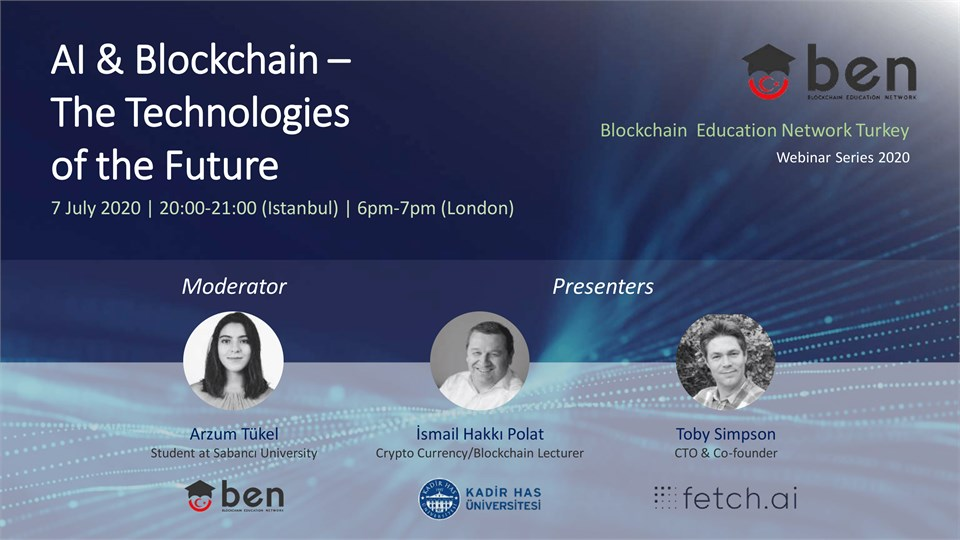 AI & Blockchain The Technologies of The Future