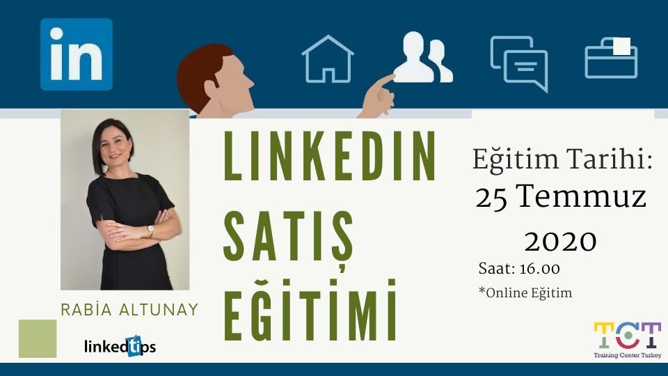 Linkedin ile Satış Eğitimi