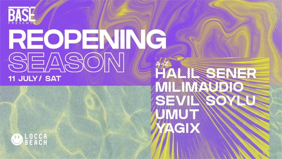 BASE Reopening Season