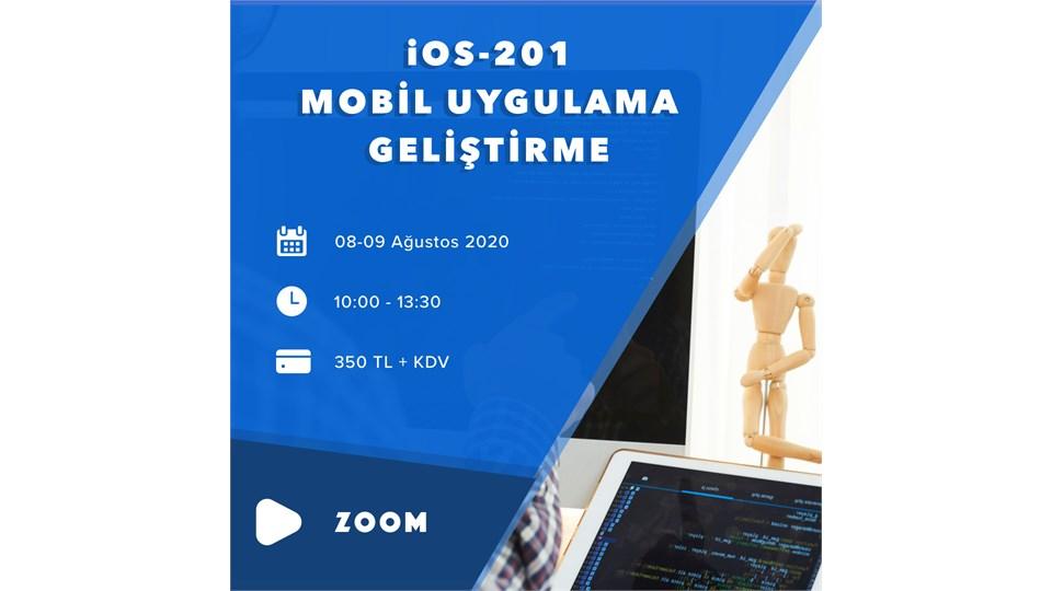iOS 201- Mobil Uygulama Geliştirme