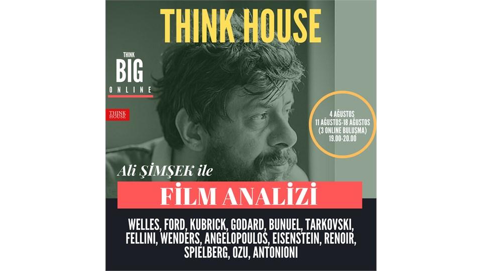 Ali Şimşek İle FİLM ANALİZİ (ONLINE)/4-11-18 Ağustos