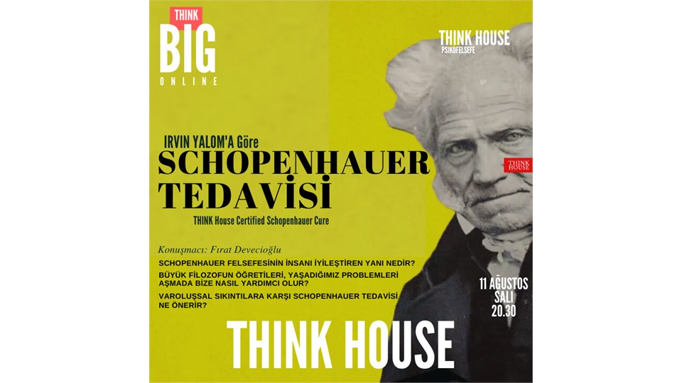 Schopenhauer Tedavisi (ONLINE)
