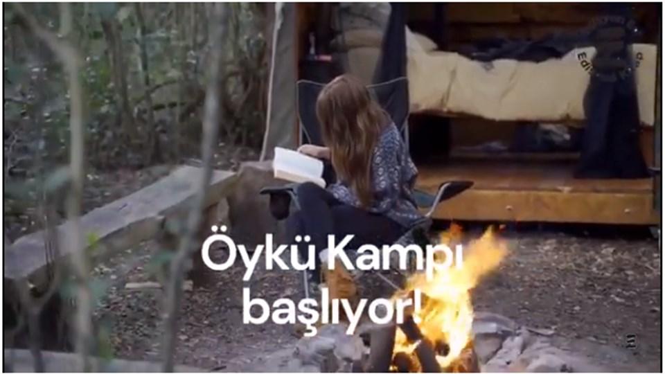 ÖYKÜ KAMPI (ÇADIRIN BİZDEN) (4 GECE 5 GÜN)