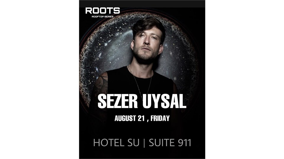 ROOTS ROOFTOP SERIES//SEZER UYSAL
