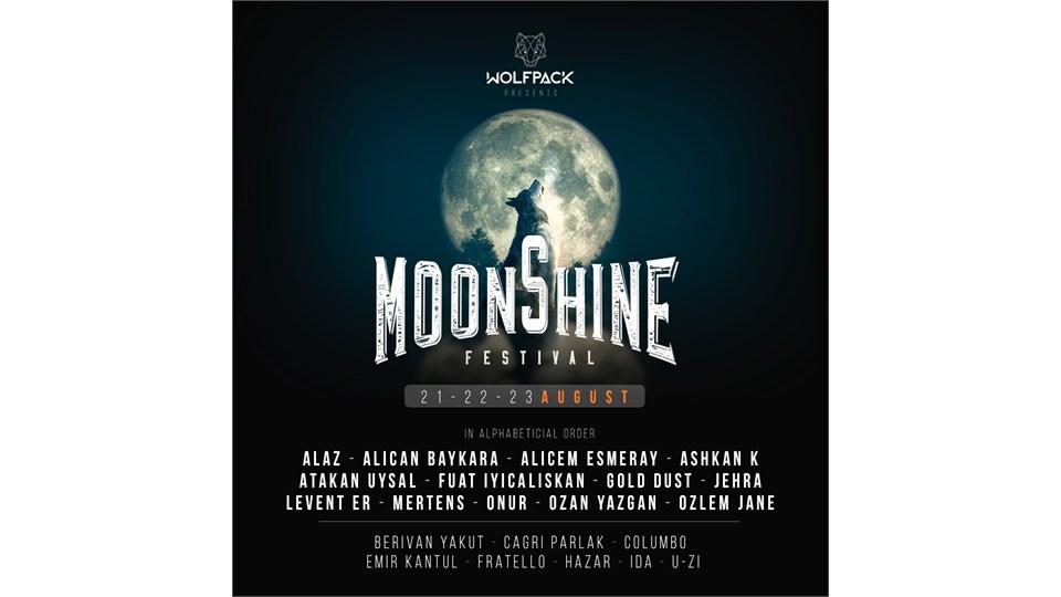 Wolfpack Presents: Moonshine Festival