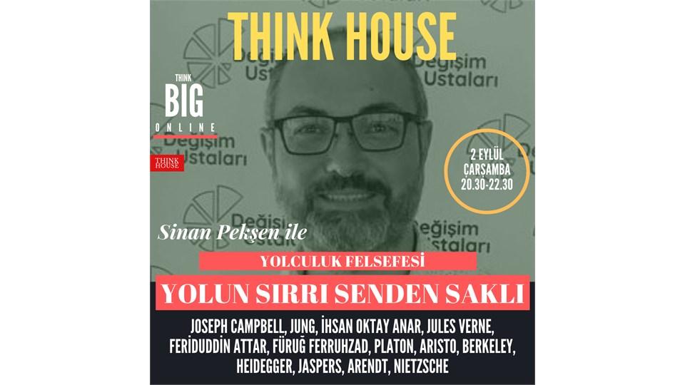 Sinan Pekşen ile Yolun Sırrı Sende Saklı/Yolculuk Felsefesi (ONLINE)/2 Eylül