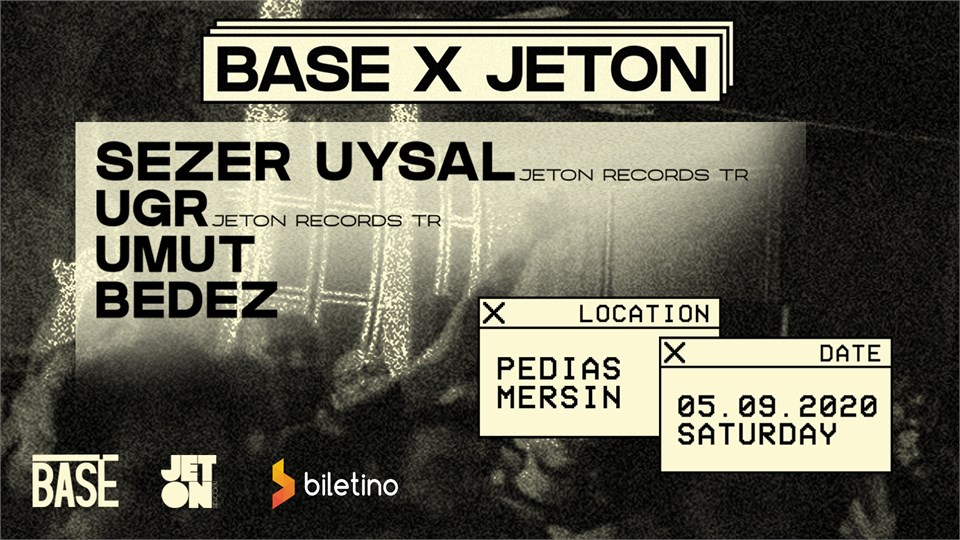 BASE X JETON NIGHT