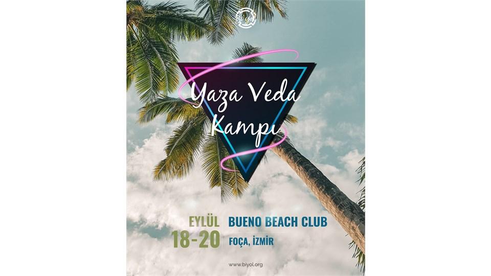 Yaza Veda Kampı