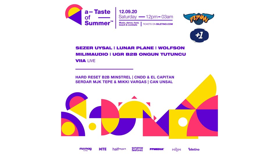 A Taste Of Summer 2020 Çeşme