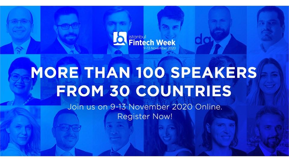 Istanbul Fintech Week (IFW) 2020 Online / 09 - 13 November 2020