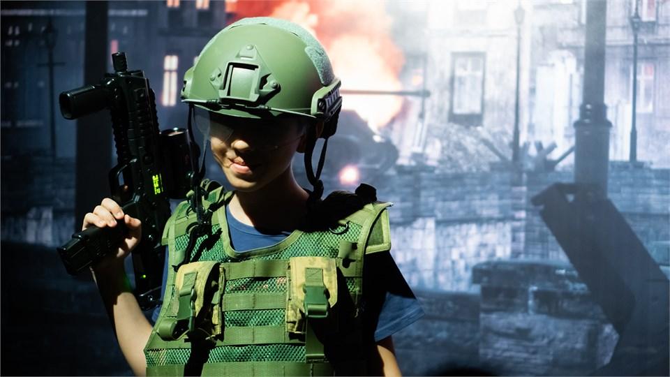 Laser Tag  İzmir'de Takımını kur, heyecanı kaçırma !! Gerçek mücadeleyi yaşa !