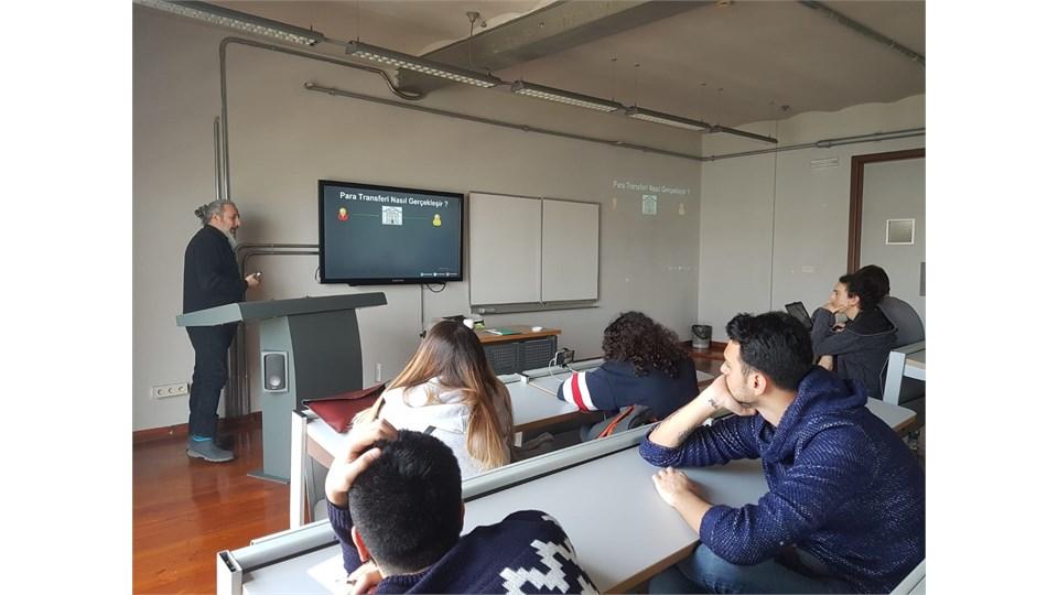 ONLINE SERTİFİKALI - Uygulamalı Kriptopara Kullanımı ve Güvenliği Temel Eğitimi - 02 Ekim