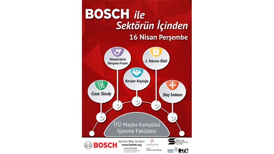 BOSCH ile Sektörün İçinden