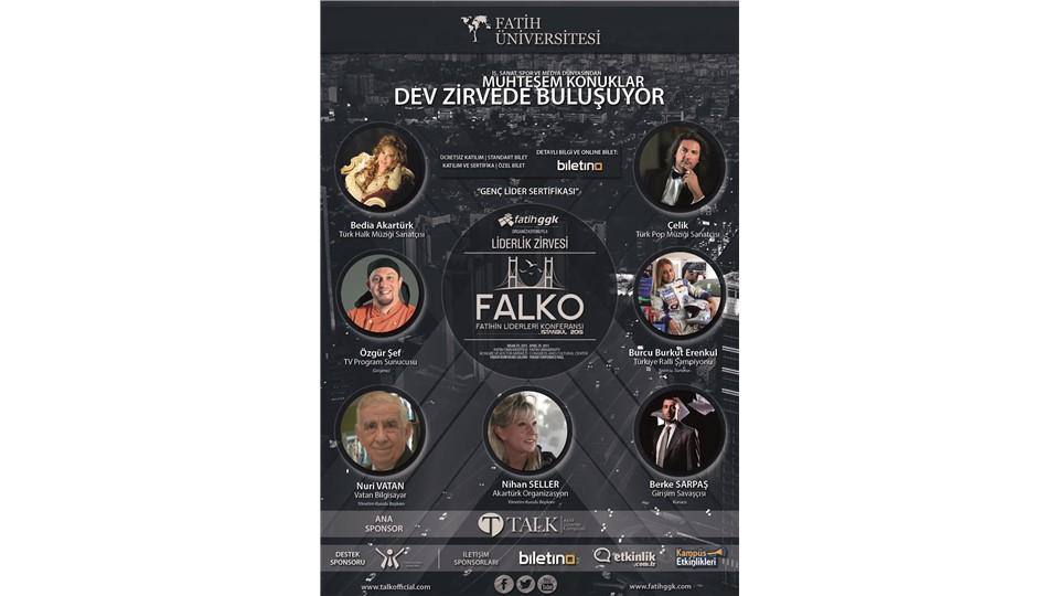 FALKO 2015 | Fatih'in Liderleri Konferansı