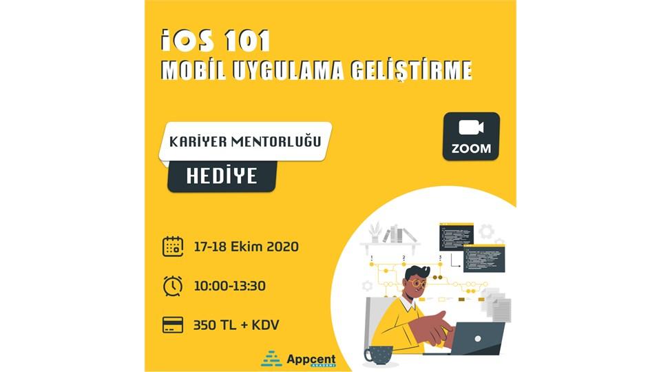 iOS Mobil Uygulama Geliştirme 101