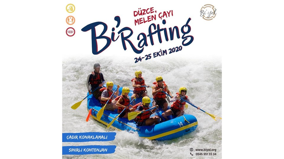 Bi'Rafting Kampı