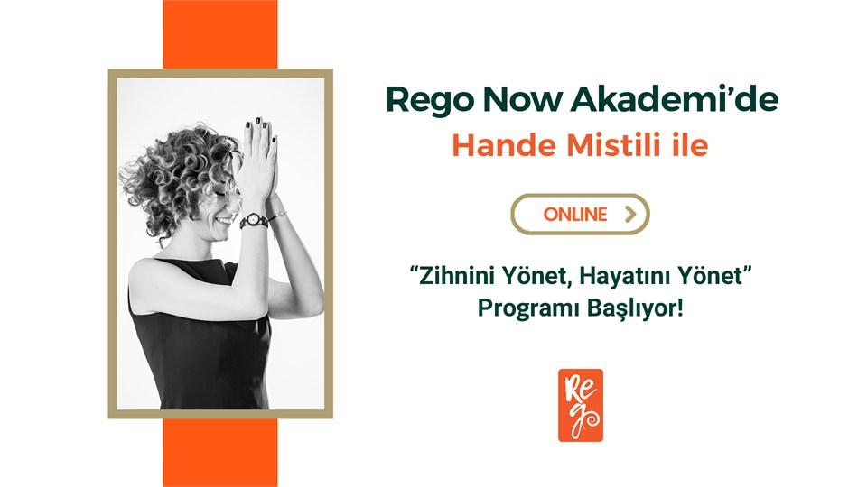 Zihnini Yönet Hayatını Yönet Programı - Mindfulness / Bilinçli Farkındalık Programı