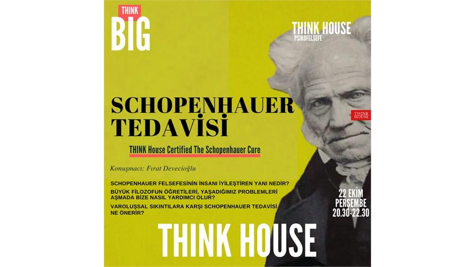 Schopenhauer Tedavisi (ONLINE/Sınırlı Sayıda Fiziki Katılım)