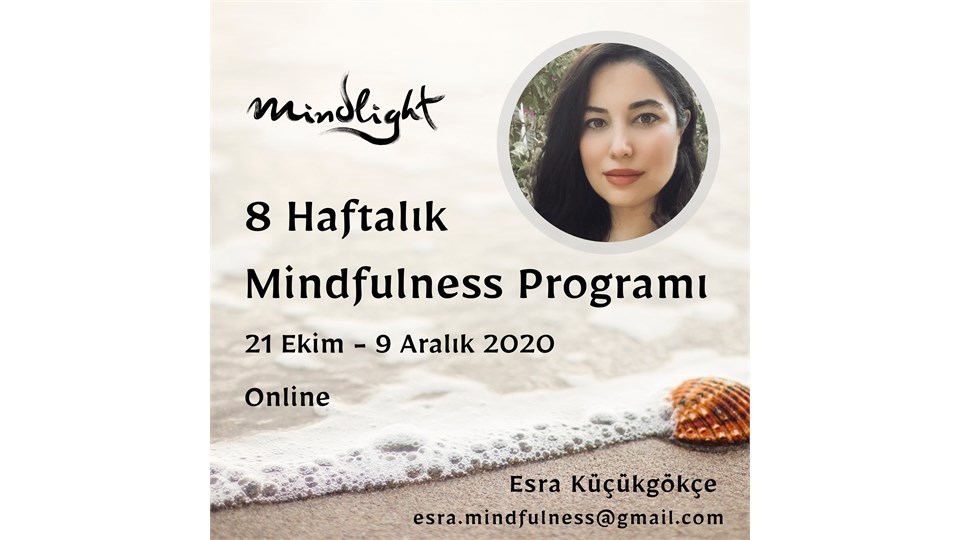 MindLight 8 Haftalık Online Mindfulness Programı