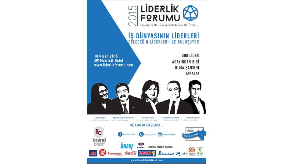 6. Liderlik Forumu