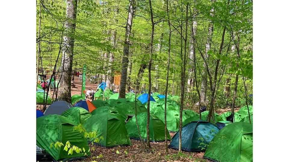 Yedigöller & Gölcük Kampı 16