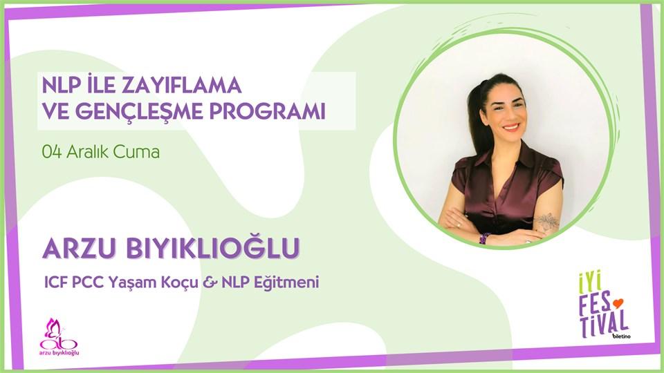 NLP ile Zayıflama ve Gençleşme Programı
