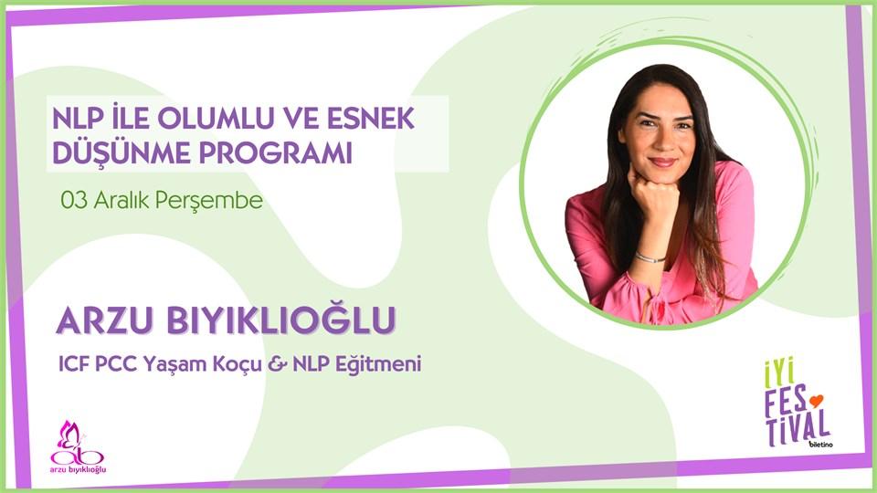 NLP ile Olumlu ve Esnek Düşünme Programı