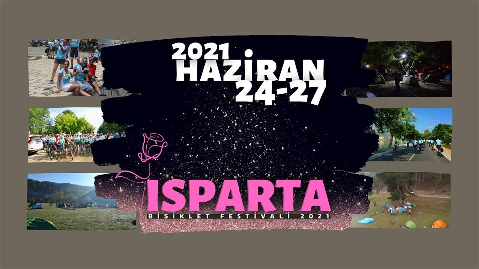TİEBFest | Isparta Bisiklet Festivali 2021