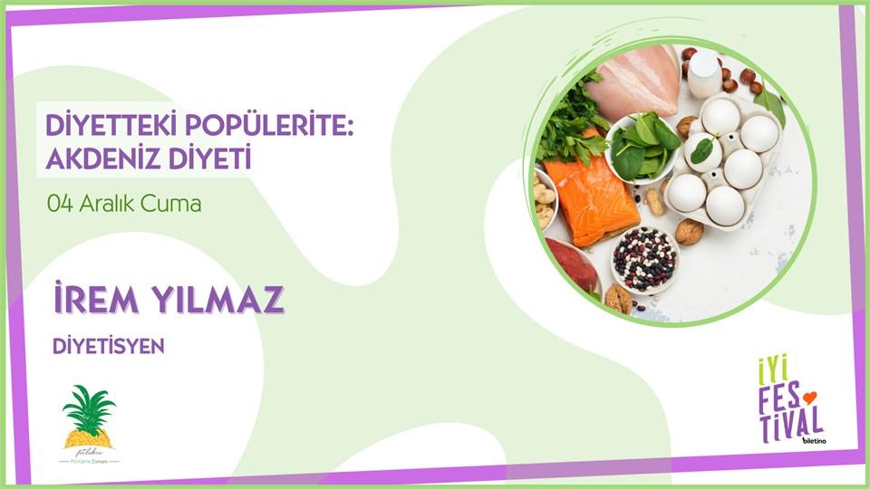 Diyetteki Popülerite: Akdeniz Diyeti