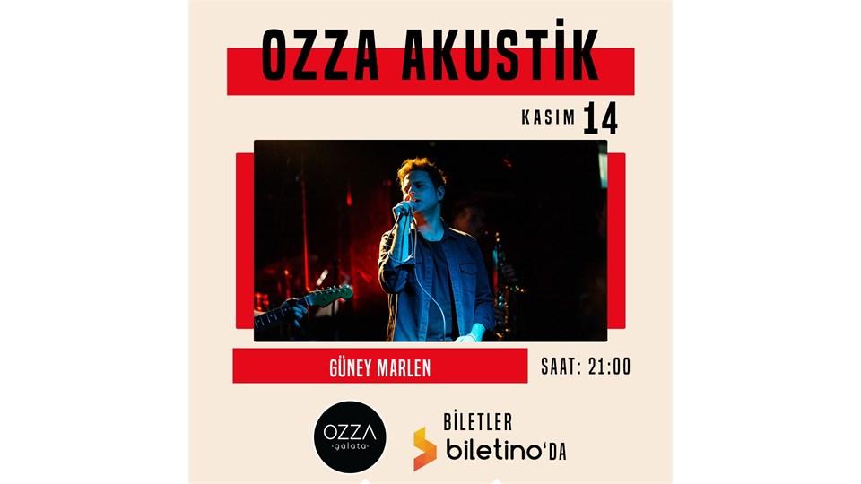 Ozza Akustik - Güney Marlen