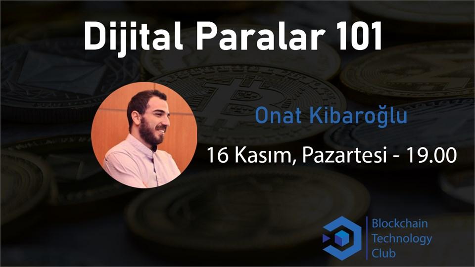 Dijital Paralar 101