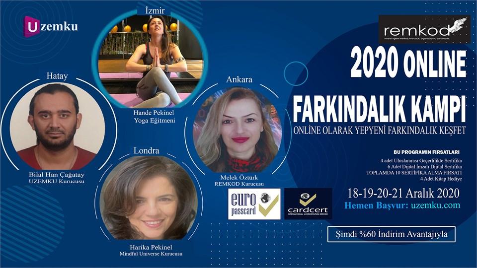 2020 Online Farkındalık Festivali