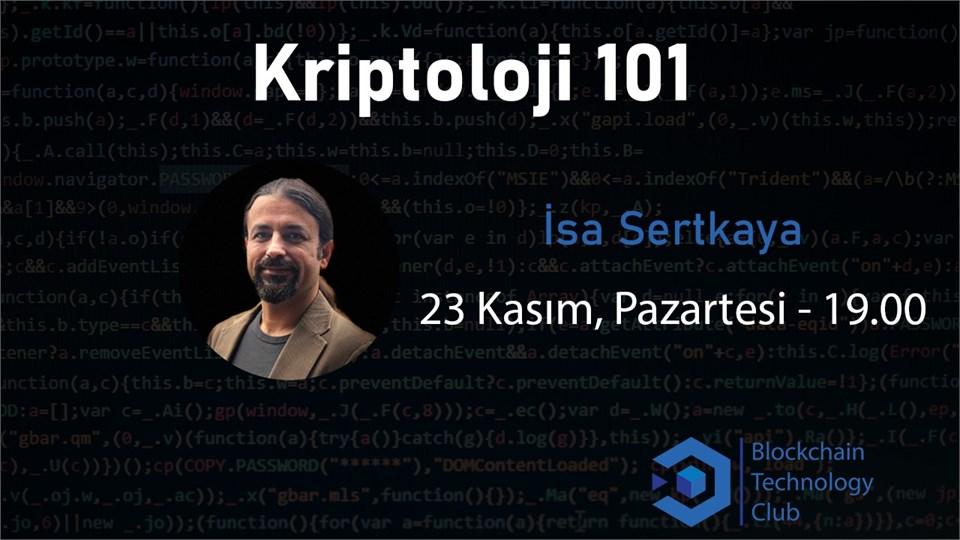Kriptoloji 101