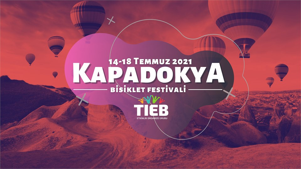 TİEBFest | Kapadokya Bisiklet Festivali 2021