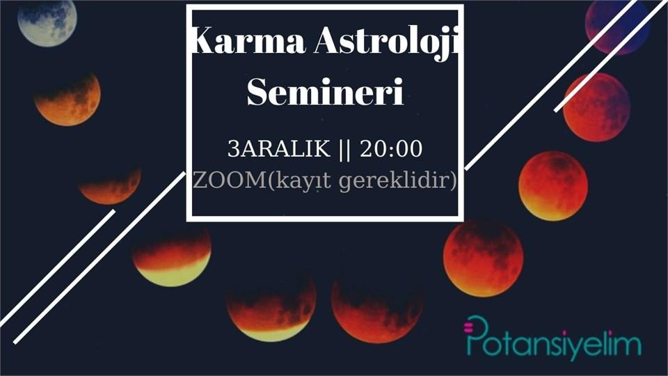 Karma Astroloji Semineri