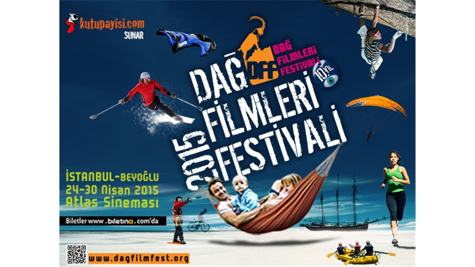 Festival Kombine 24 - 30 Nisan 2015 (Tüm Seanslar)