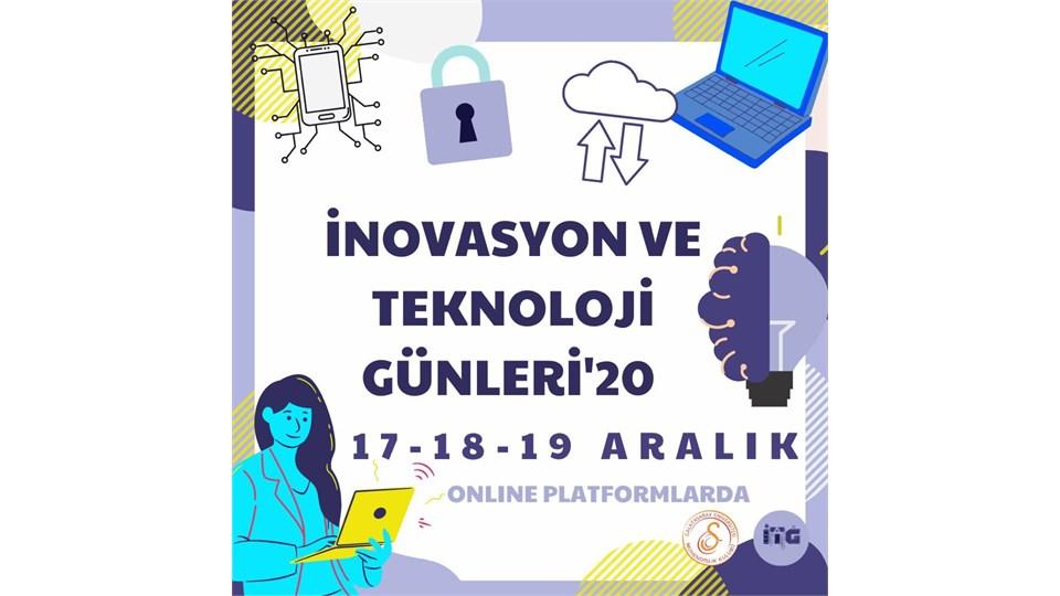 İnovasyon ve Teknoloji Günleri'20